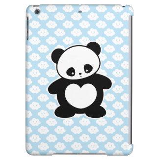 Kawaii panda iPad air covers