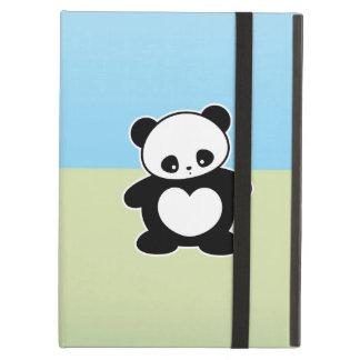 Kawaii panda iPad cases