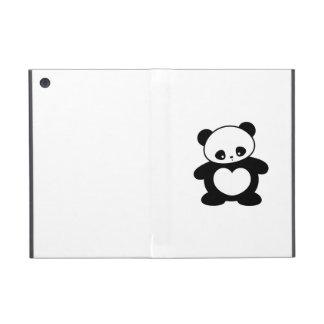 Kawaii panda iPad mini covers