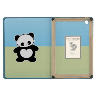 Kawaii panda iPad mini retina covers