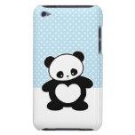 Kawaii panda iPod Case-Mate case