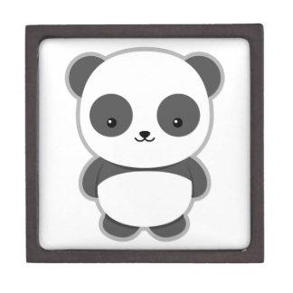 Kawaii Panda Jewelry Box