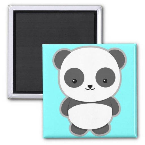 Kawaii Panda Refrigerator Magnets