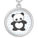 Kawaii panda necklaces