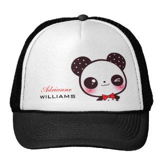Kawaii Panda - Personalized Trucker Hat