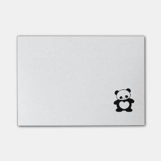 Kawaii panda post-it® notes