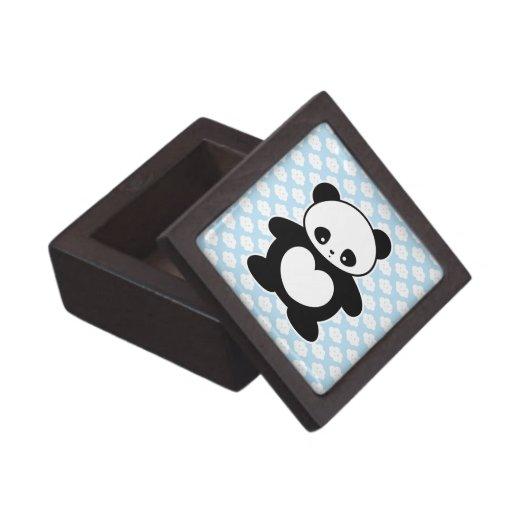 Kawaii panda premium gift box