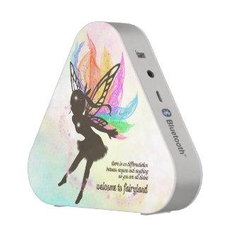Kawaii Pastel Rainbow Fairy - Bluetooth Speaker