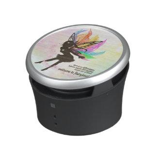 Kawaii Pastel Rainbow Fairy - Bumpster Speaker