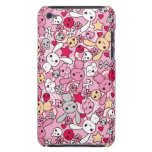 Kawaii pattern iPod touch cases