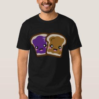 Kawaii Peanut Butter and Jelly Shirt