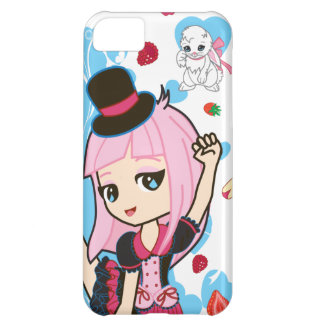 Kawaii Penelope the Gothic Lolita Chibi iPhone 5 iPhone 5C Cover