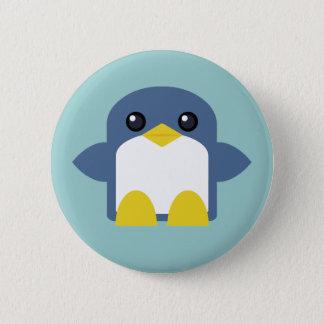 kawaii penguin sweety tweety pinback button
