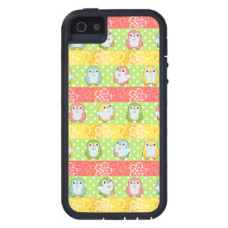 Kawaii Penguins iPhone SE/5/5s Case