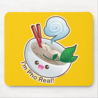 Kawaii Pho Real Mouse Pad