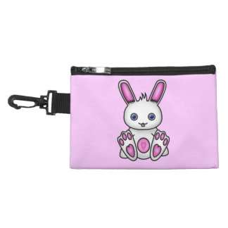 Kawaii Pink Bunny Accessory Bag