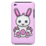 Kawaii Pink Bunny Case-Mate iPod Touch Case