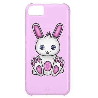 Kawaii Pink Bunny iPhone 5C Case