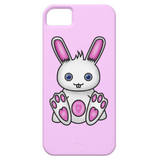 Kawaii Pink Bunny iPhone SE/5/5s Case