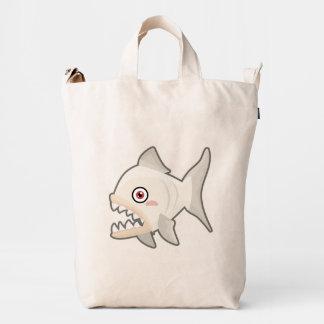 Kawaii Piranha Duck Bag