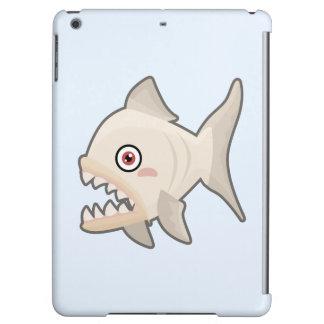Kawaii Piranha iPad Air Cases