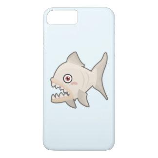 Kawaii Piranha iPhone 8 Plus/7 Plus Case