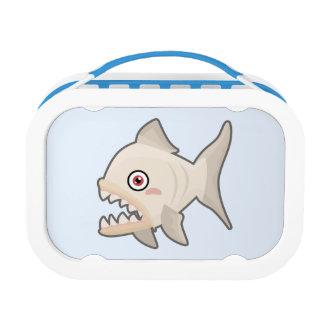 Kawaii Piranha Lunch Box