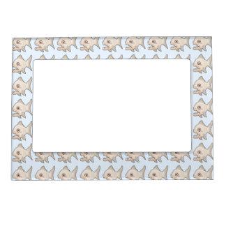 Kawaii Piranha Magnetic Frame