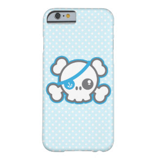 Kawaii Pirate Skull iPhone Case