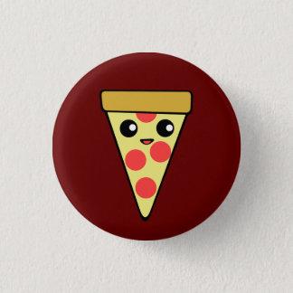Kawaii Pizza Button