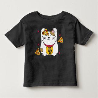 Kawaii Pizza Kitty Cat Toddler T-shirt