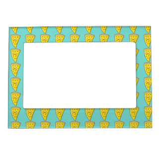 Kawaii Pizza Magnetic Frame