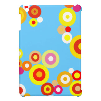 Kawaii Polka Dot pattern iPad Mini Case