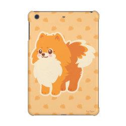 Case Savvy Glossy Finish iPad Mini Retina Case with Pomeranian Phone Cases design