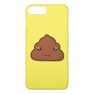 Kawaii Poo iPhone 8 Plus/7 Plus Case