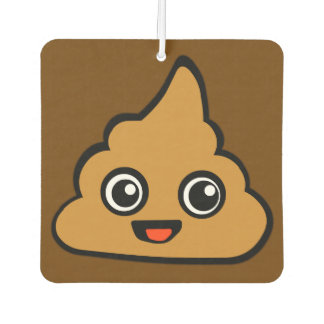 Kawaii Poop Car Air Freshener