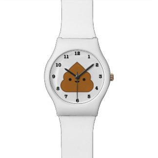Kawaii Poop May28th Numbered Wristwatch