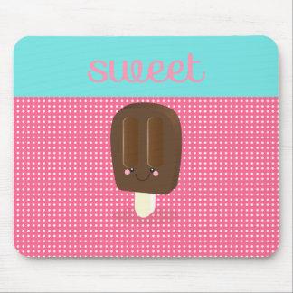 Kawaii Popsicle Mousepad