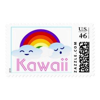 Kawaii Postage Stamp