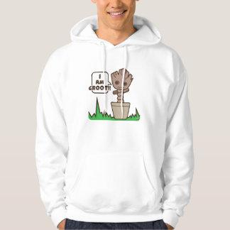 Kawaii Potted Groot Hoodie