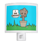 Kawaii Potted Groot Night Light