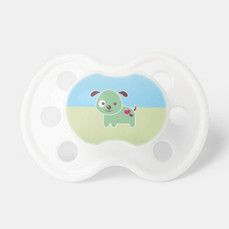 Kawaii puppy BooginHead pacifier