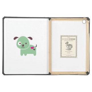 Kawaii puppy iPad air cover