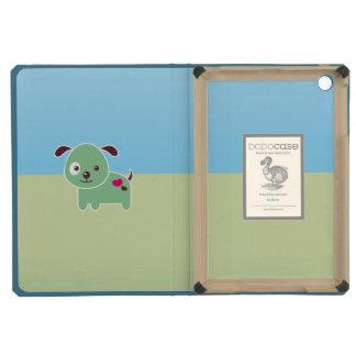 Kawaii puppy iPad mini case