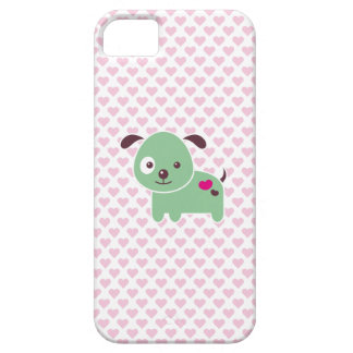 Kawaii puppy iPhone 5 cases