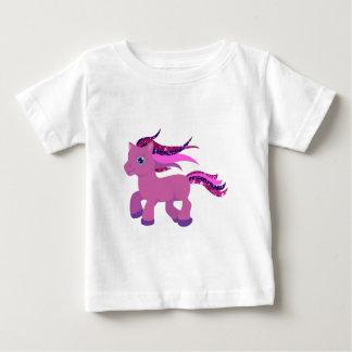 kawaii purple pony baby T-Shirt