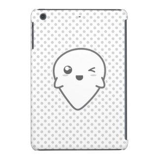 Kawaii que guiña a iPad del fantasma el mini caso Funda Para iPad Mini Retina