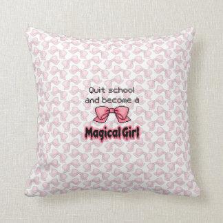 kawaii quit school become a magical girl melty pillows