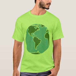 Kawaii Rave Planet Earth T-Shirt