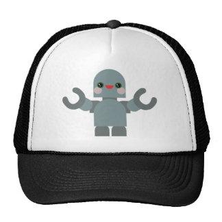 Kawaii Rave Robot Hat